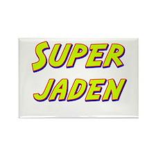Super jaden Rectangle Magnet