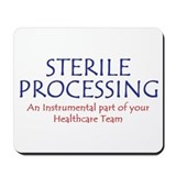 Sterile processing department Classic Mousepad