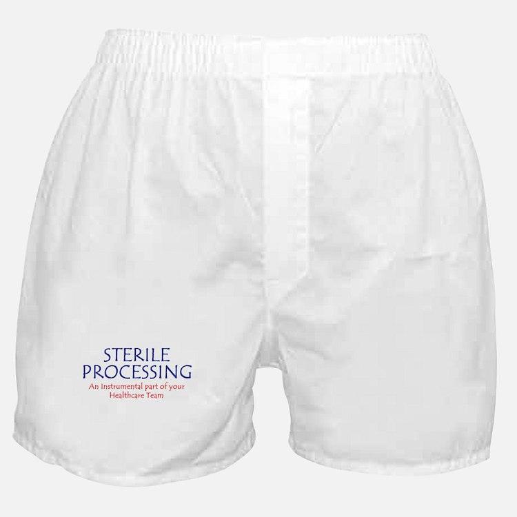 SPD Healthcare Team Boxer Shorts