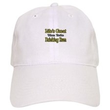 """Life's Great...Drinking Rum"" Baseball Cap"