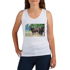 Unique Rural landscape Women's Tank Top