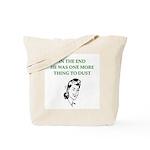 womens divorce joke Tote Bag