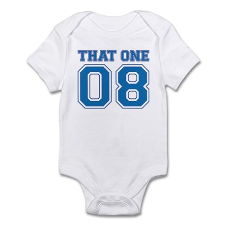 THAT ONE - Obama 08 debate Infant Bodysuit