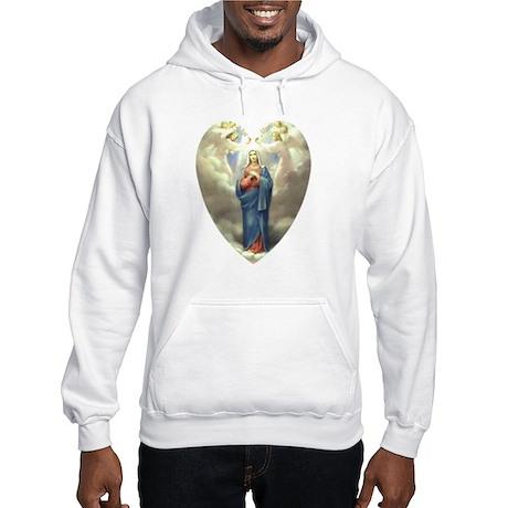 Ave Maria Hooded Sweatshirt