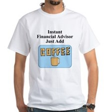 Financial Advisor Shirt