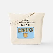 Financial Advisor Tote Bag