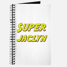 Super jaclyn Journal