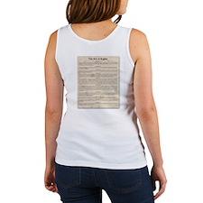 Preamble & Bill of Rights Women's Tank Top