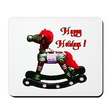 Rocking Horse Mousepad