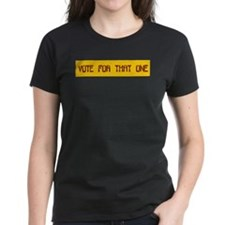 Funny Voted one Tee