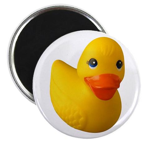Rubber Ducky Magnet