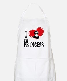 "I Love the Princess ""Diana"" BBQ Apron"