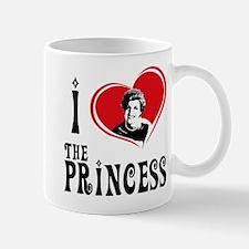 "I Love the Princess ""Diana"" Mug"