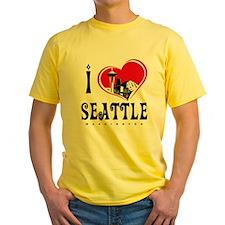 I Love Seattle T