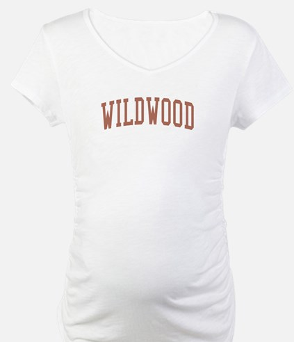 Wildwood New Jersey NJ Red Shirt