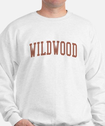 Wildwood New Jersey NJ Red Sweatshirt