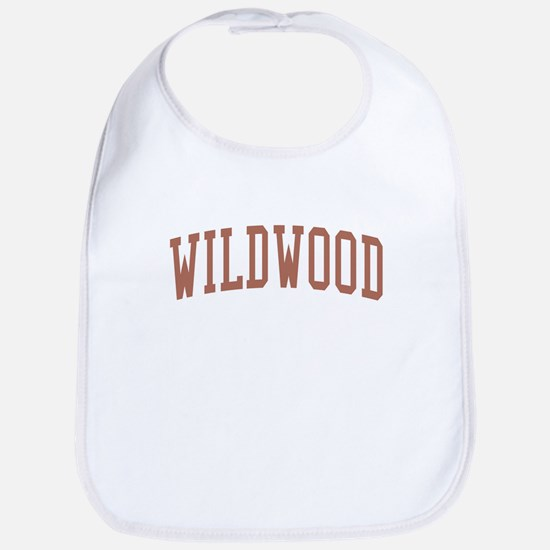 Wildwood New Jersey NJ Red Bib
