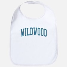 Wildwood New Jersey NJ Blue Bib