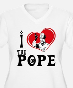 I Love The Pope T-Shirt