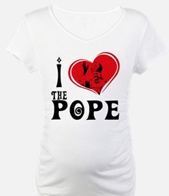 I Love The Pope Shirt