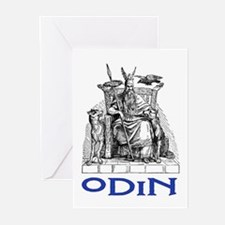ODIN Greeting Cards (Pk of 10)