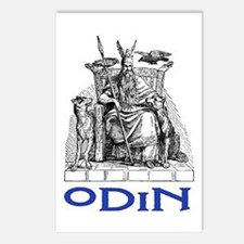 ODIN Postcards (Package of 8)