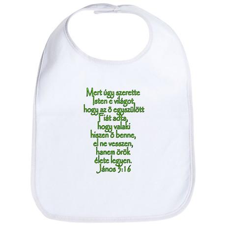 John 3:16 Hungarian Bib