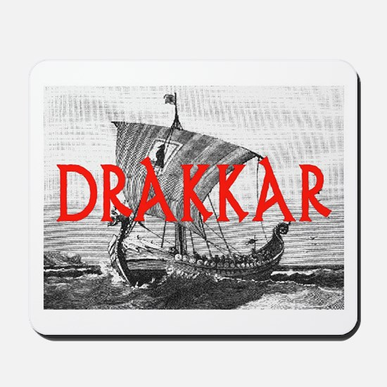 DRAKKAR (Tall Ship) Mousepad
