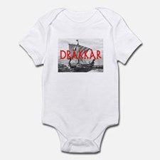 DRAKKAR (Tall Ship) Infant Bodysuit