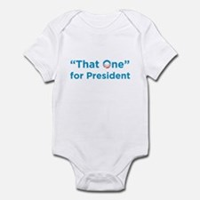 Unique That one 08 Onesie