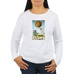 Hot Air Halloween Women's Long Sleeve T-Shirt