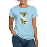 Hot Air Halloween Women's Light T-Shirt