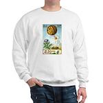 Hot Air Halloween Sweatshirt