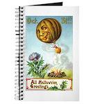 Hot Air Halloween Journal