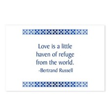 Russell Postcards (Package of 8)