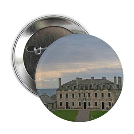 "French Castle At Ft Niagara 2.25"" Button (100 pack"