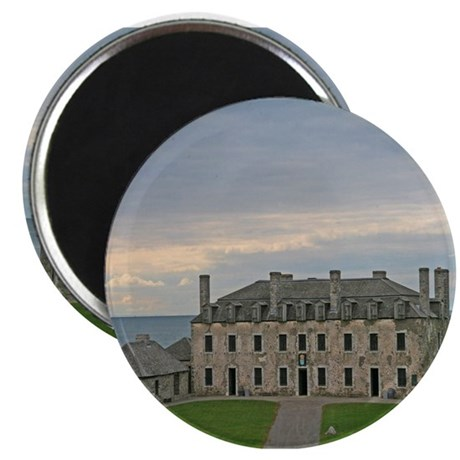 """French Castle At Ft Niagara 2.25"""" Magnet (10 pack)"""