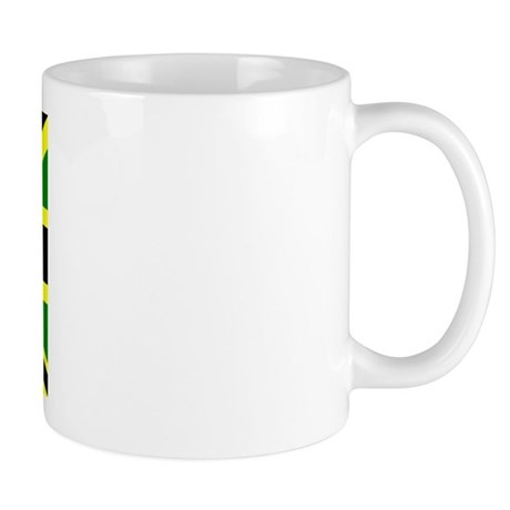 Black Union Jack Mug