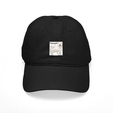 Samoyed Black Cap
