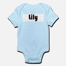 Lily Infant Creeper