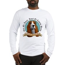 Love Me, Love My Dog - Basset Hound Long Sleeve T-