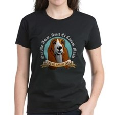 Love Me, Love My Dog - Basset Hound Tee
