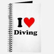 I Love Diving: Journal