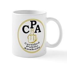 CPA Small Mugs