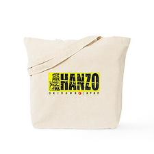 Hanzo Distress Tote Bag