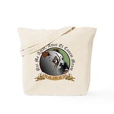 Love Me, Love My Dog - Bulldog Tote Bag