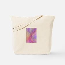 Purple Fairy Dancing Tote Bag