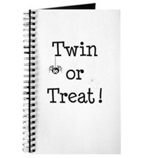 Twin or Treat! Journal