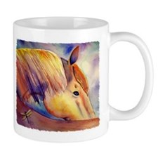 Cute Pink pony Mug
