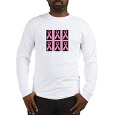 Breast Cancer Be Aware Long Sleeve T-Shirt